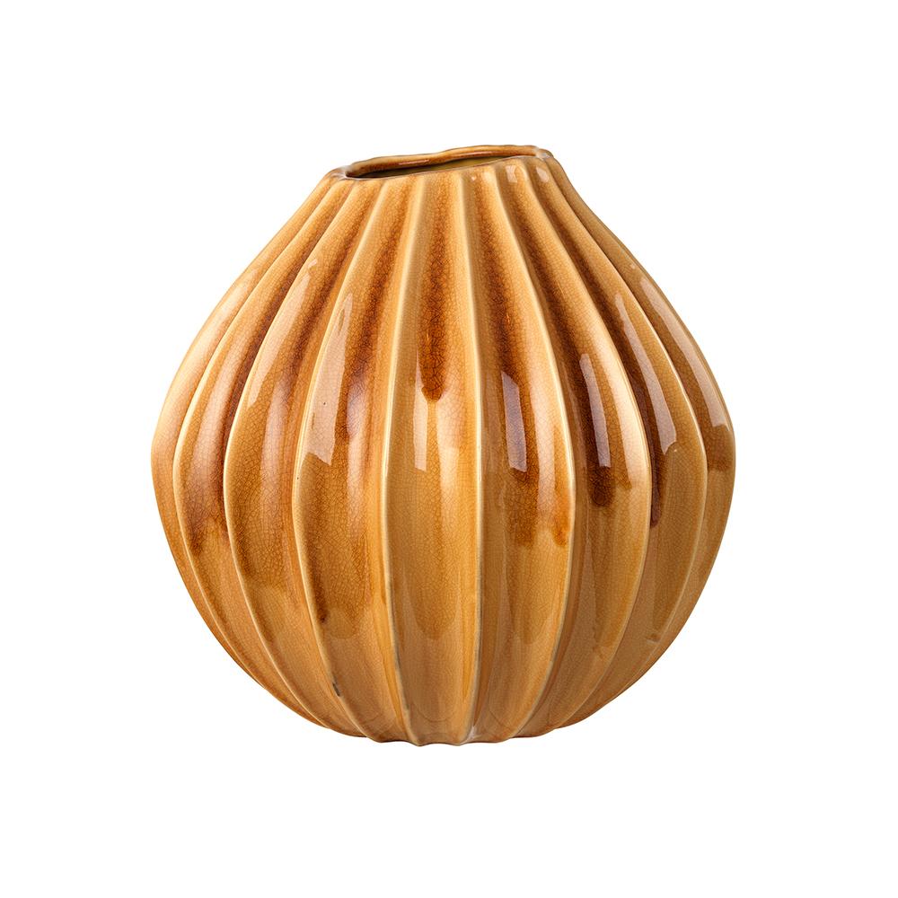 wide vase 40 cm doe broste copenhagen broste. Black Bedroom Furniture Sets. Home Design Ideas