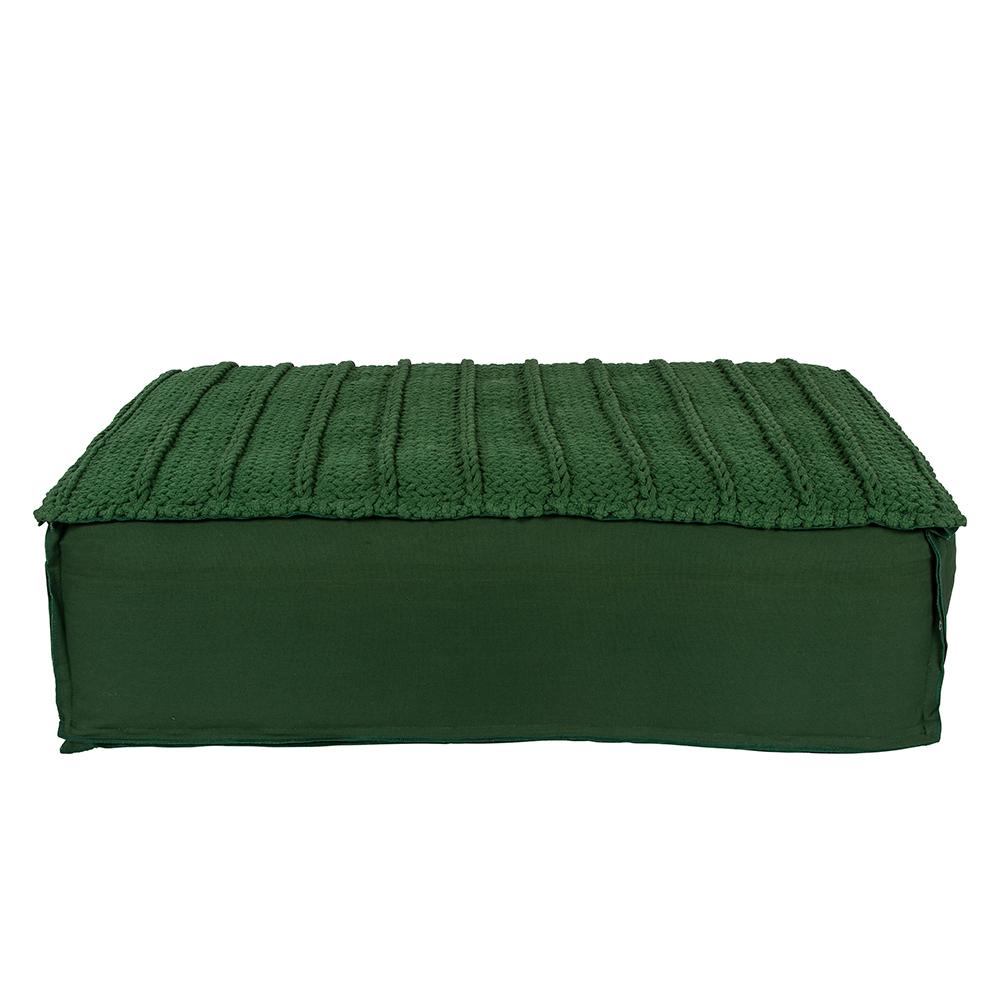 4 Pouf Pouf Large, Green