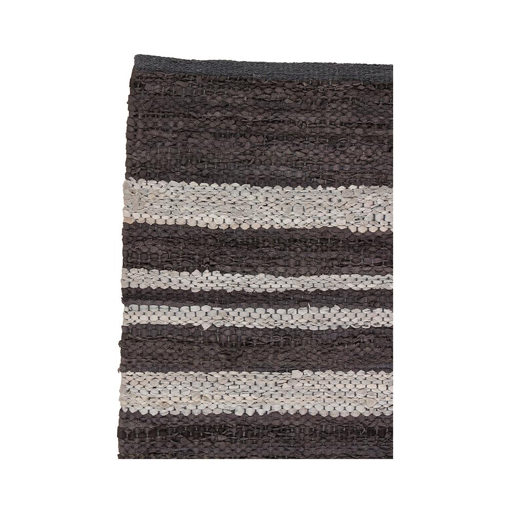 run rug dark grey light grey broste copenhagen broste copenhagen. Black Bedroom Furniture Sets. Home Design Ideas