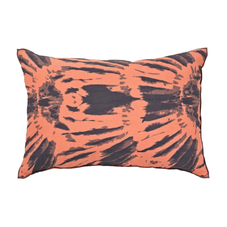 Flower Cushion Cover 40x60 Cm, Coral Haze