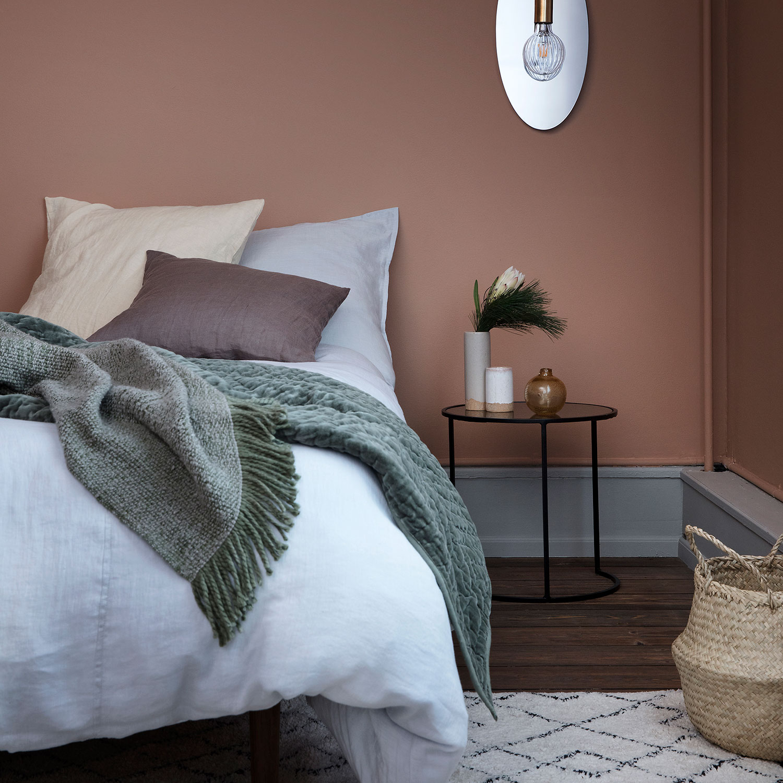 harold plaid 130x180cm dusty olive broste copenhagen broste copenhagen. Black Bedroom Furniture Sets. Home Design Ideas