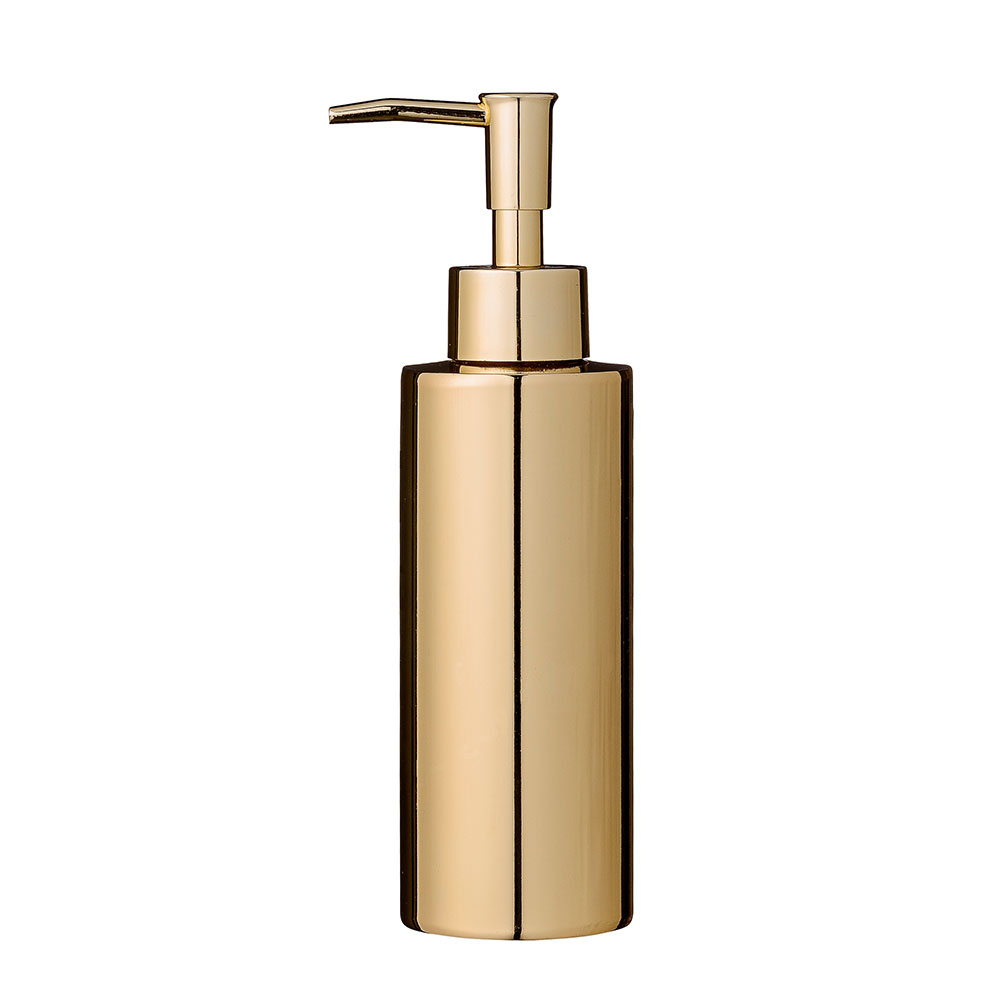 bloomingville soap dispenser gold bloomingville. Black Bedroom Furniture Sets. Home Design Ideas