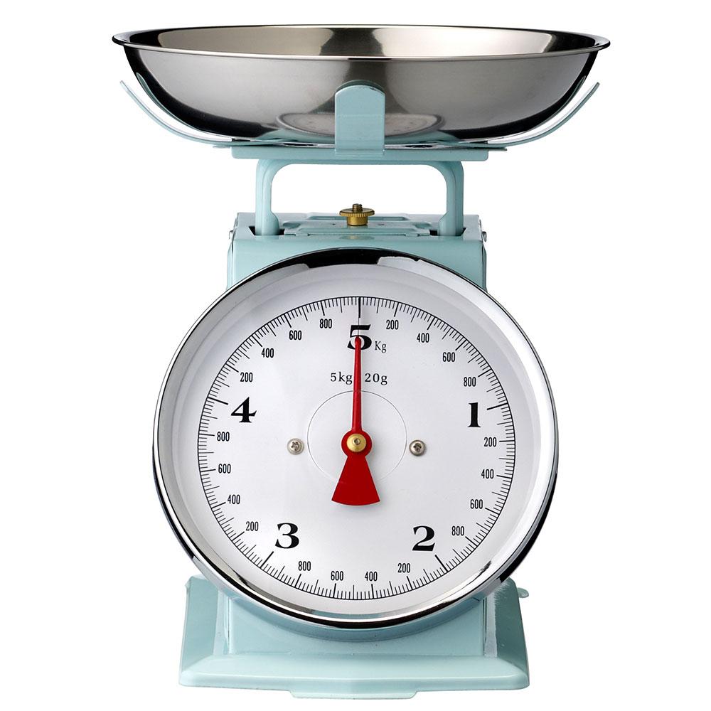 Retro Kitchen Food Scale