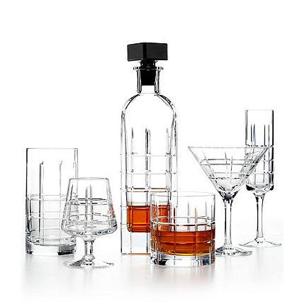 Orrefors street whiskeyglas