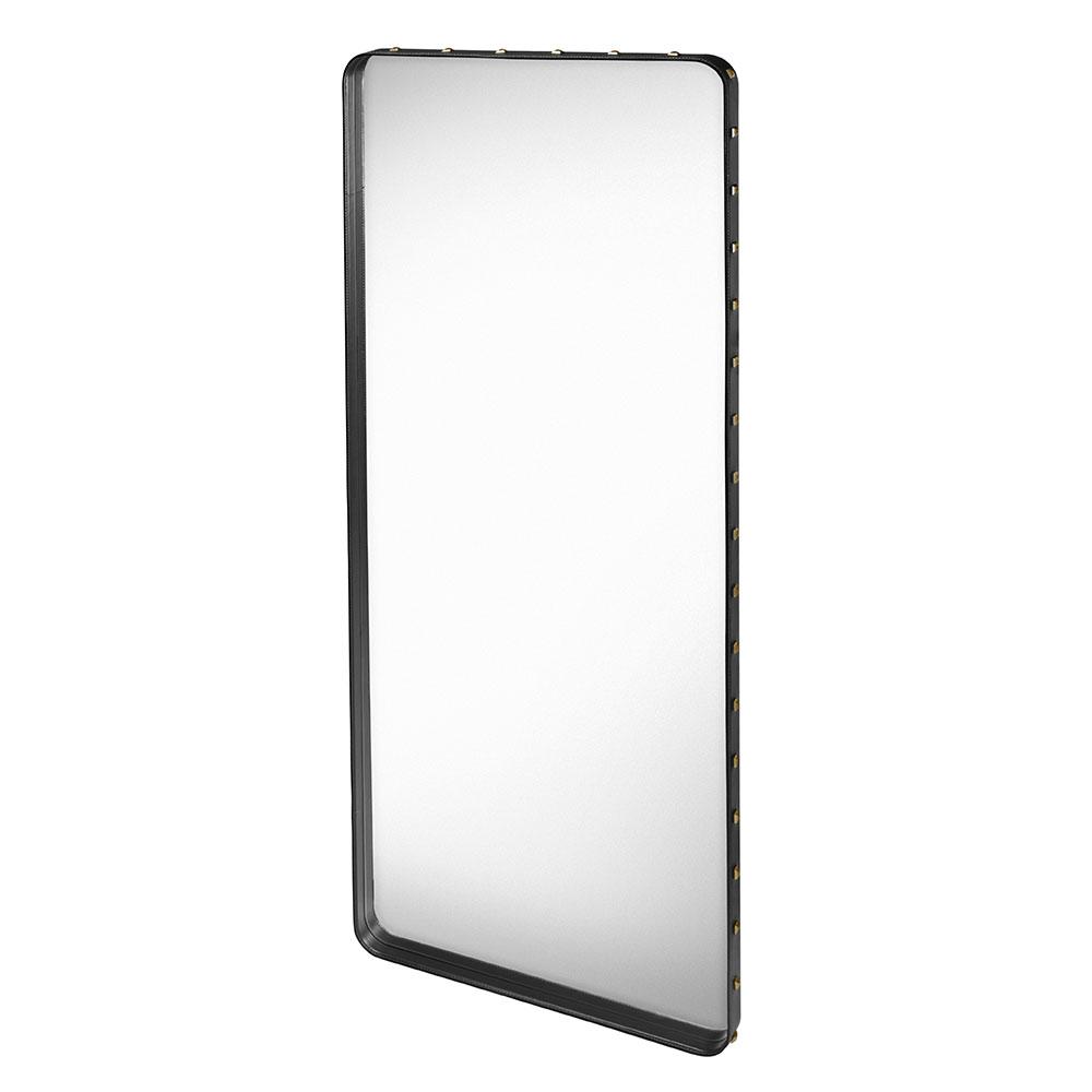 Adnet Mirror 180x70cm, Black