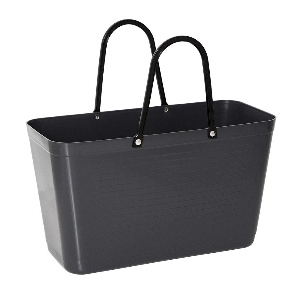 Hinza Bag Large, Dark Grey
