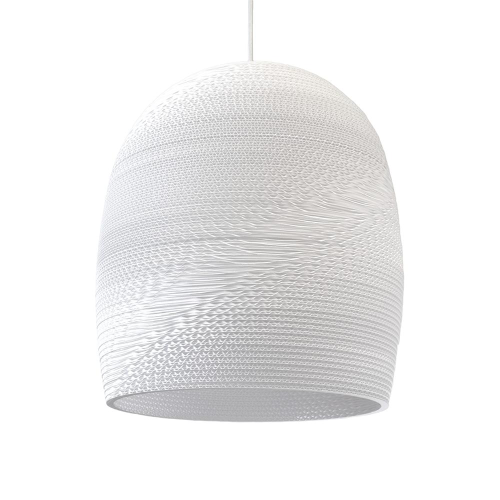 Bell Pendant Nr 16, White