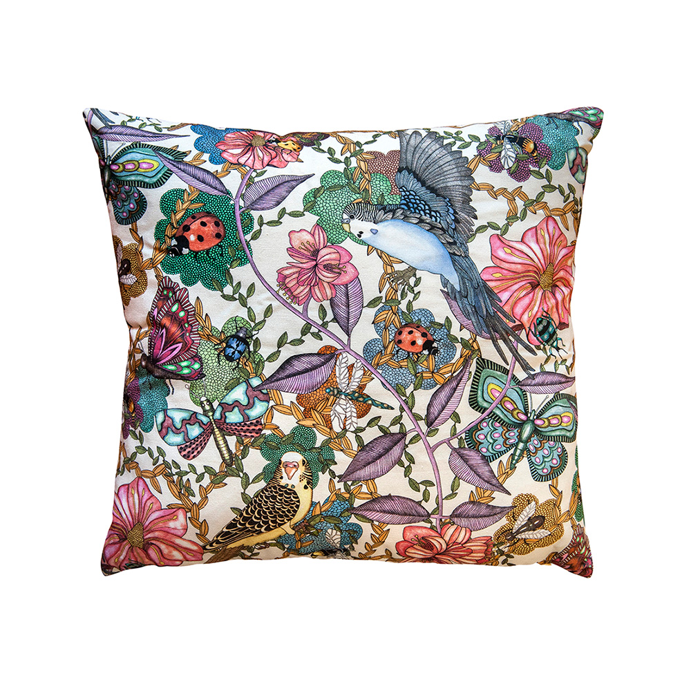 Pattern #0572 Pin Cushion Cover Vintage Crochet