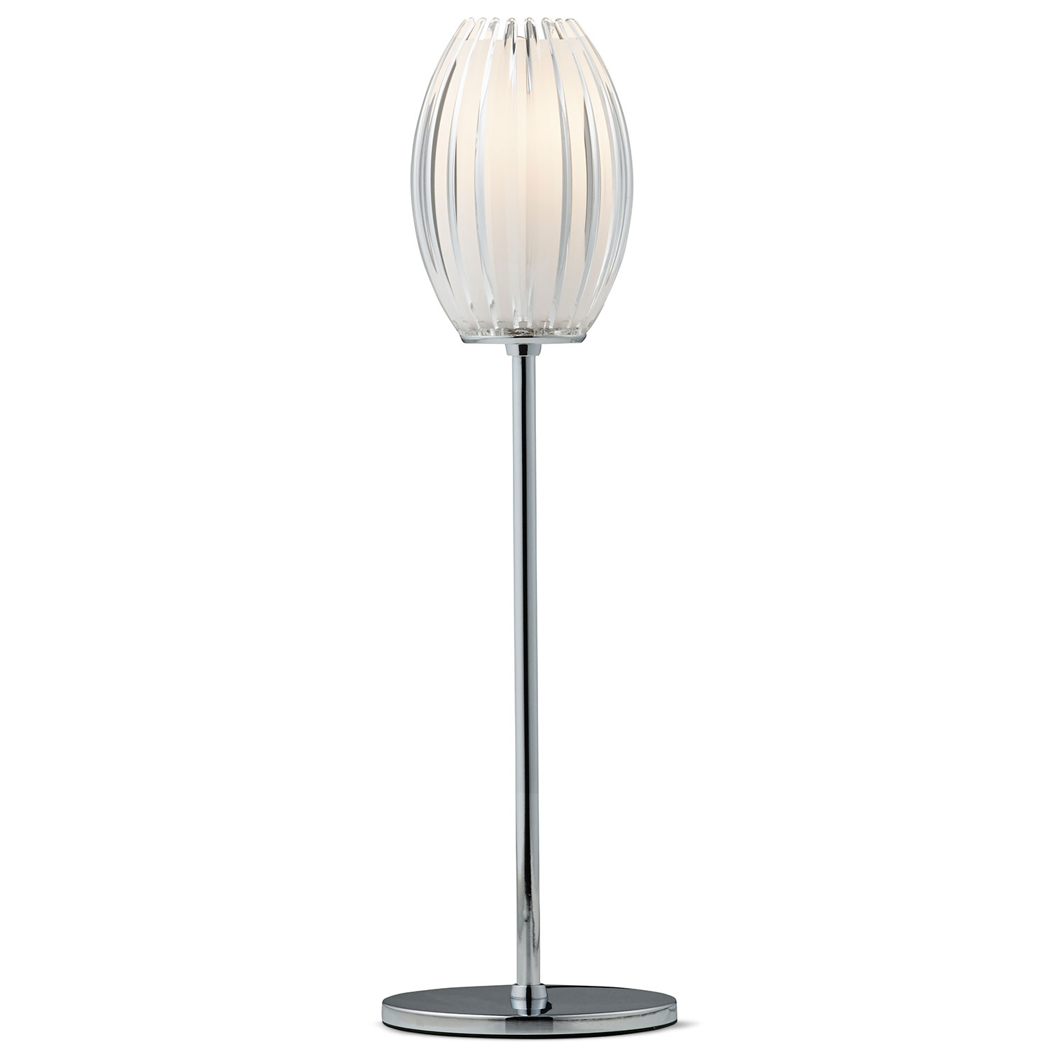 Tentacle Table Lamp 50cm G9, Clear - Herstal
