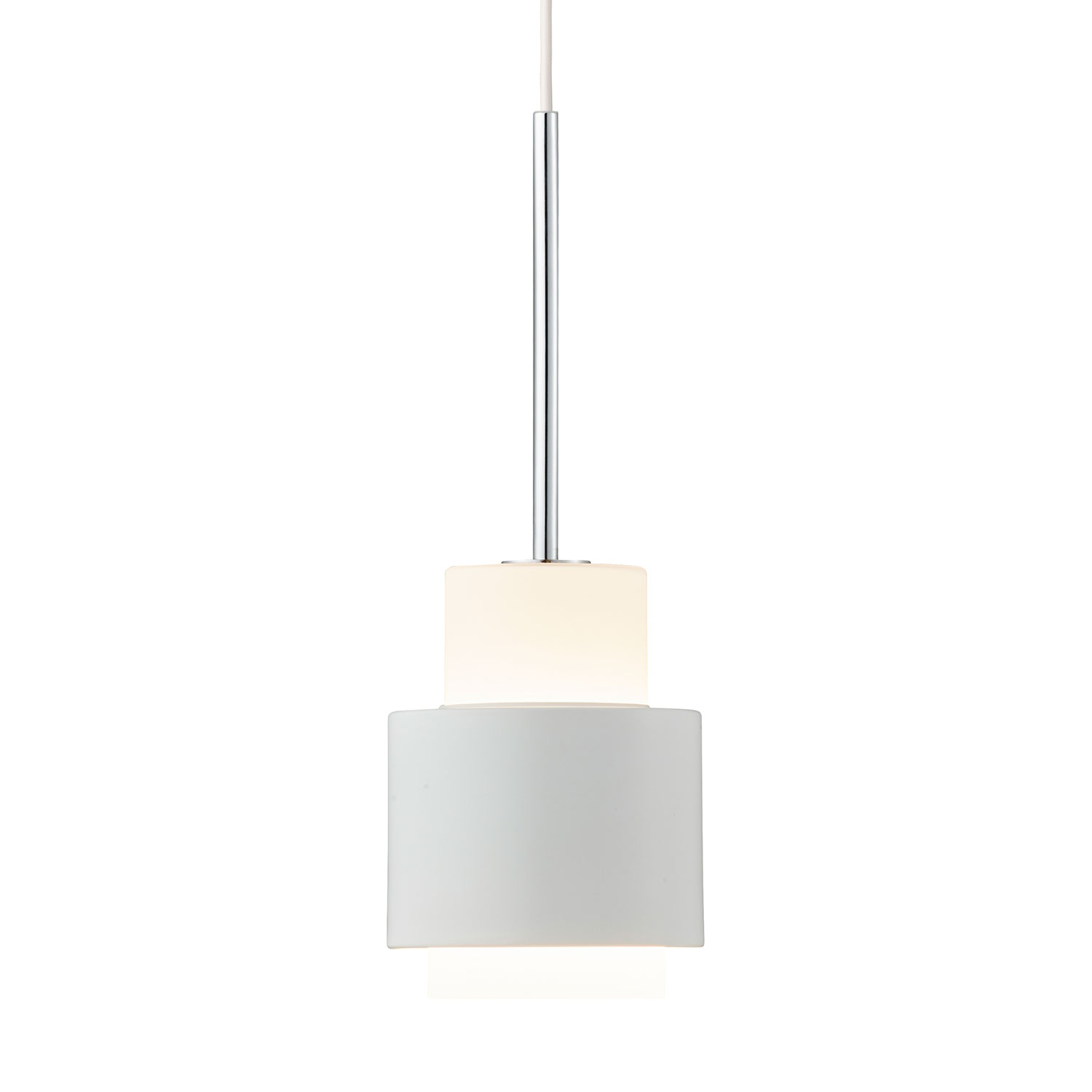 Y1949 Pendant Small, White - Herstal