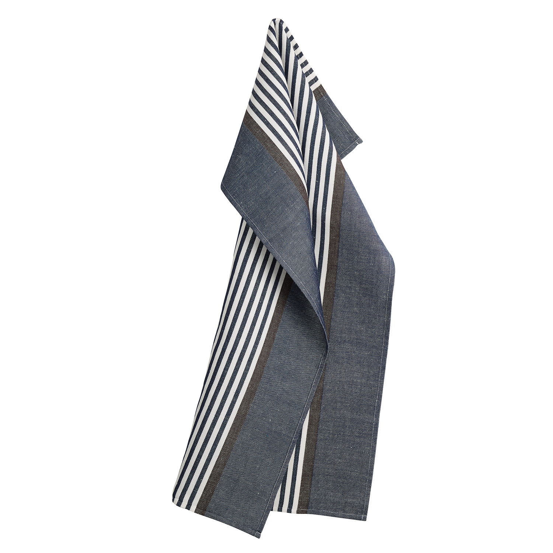 Abild Towel 50x80cm, Deep Blue