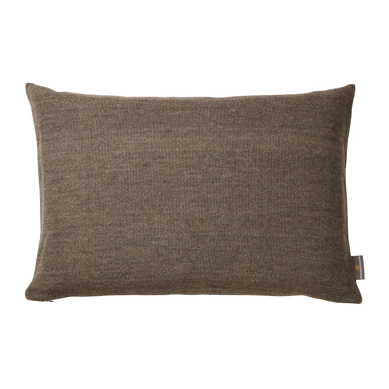 pearl cushion cover 40x60cm brown georg jensen damask georg jensen damask. Black Bedroom Furniture Sets. Home Design Ideas