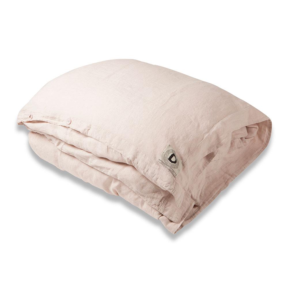 Animeaux Duvet Cover 150x210 cm, Pink Blush