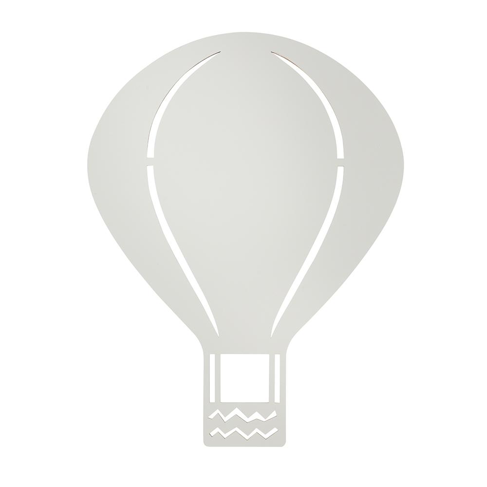 Air Balloon Lamp G4 Led, Grey