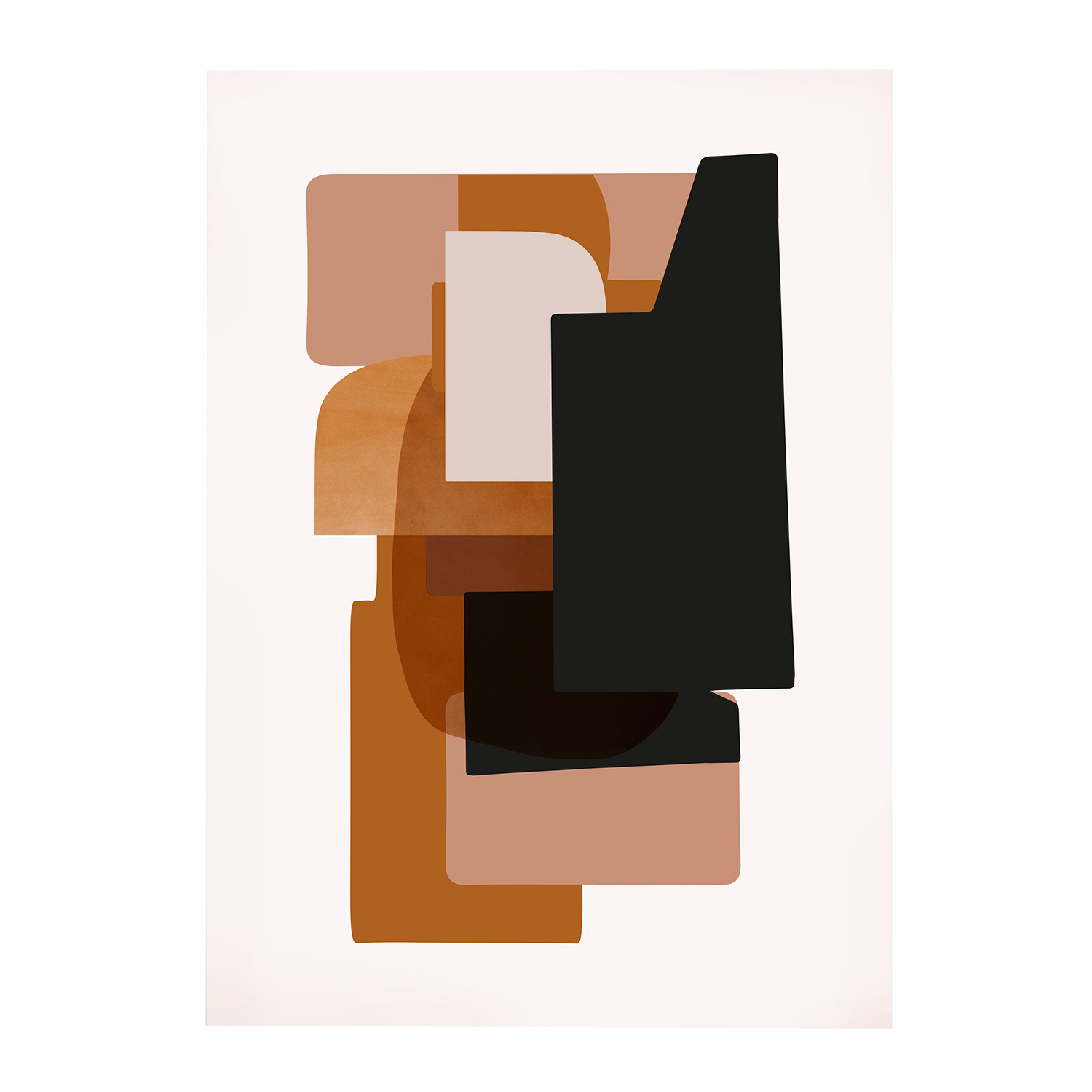 Abstraction 3 Poster 50x70cm