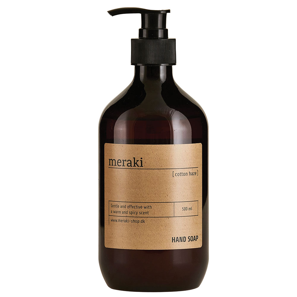 Meraki Liquid Soap Cotton Haze 50cl - Meraki - Meraki