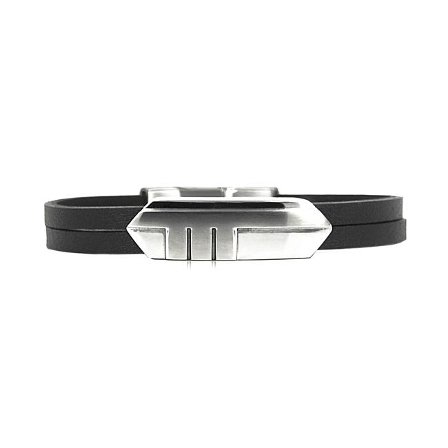 BRIAN Bracelet 19,20cm, Black