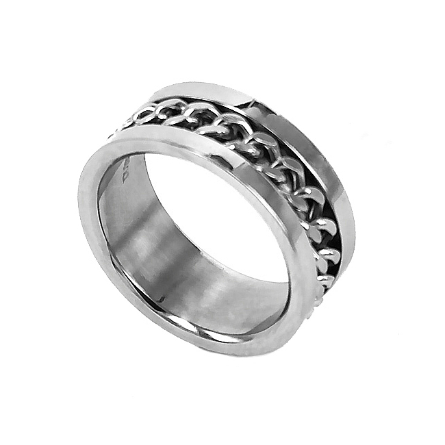 DYLAN Ring Ø19,5mm, Stainless Steel