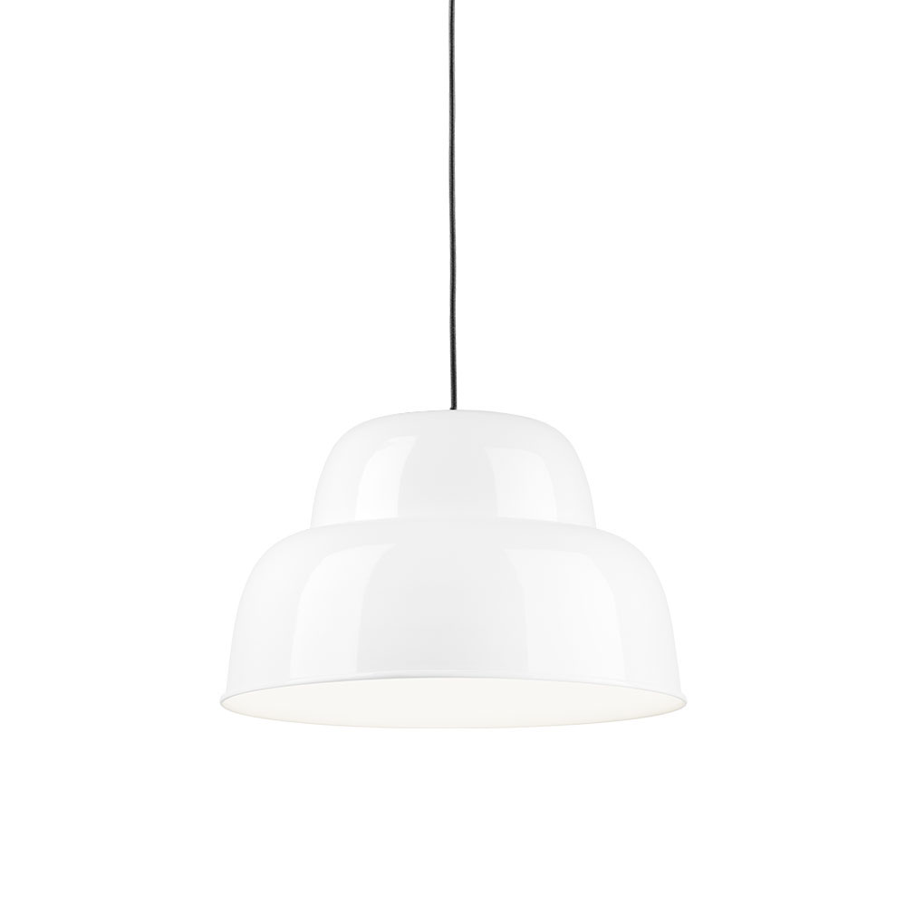 Levels Lamp Withium, White