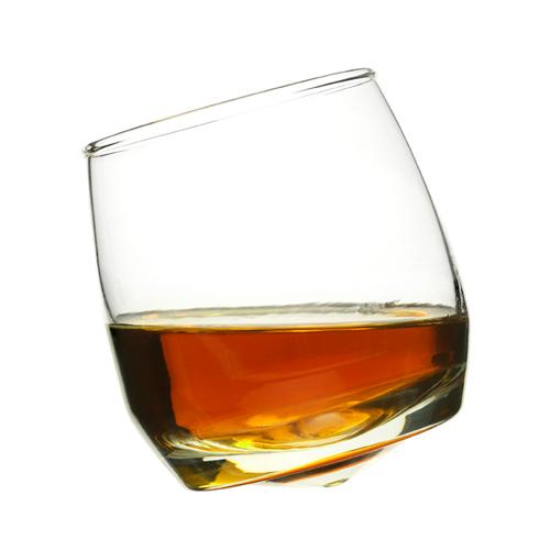 酒吧威士忌矮杯,6只装
