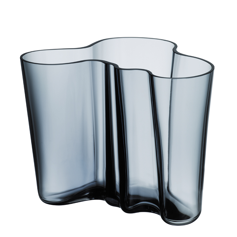 alvar aalto vase rain 160 mm alvar aalto iittala. Black Bedroom Furniture Sets. Home Design Ideas