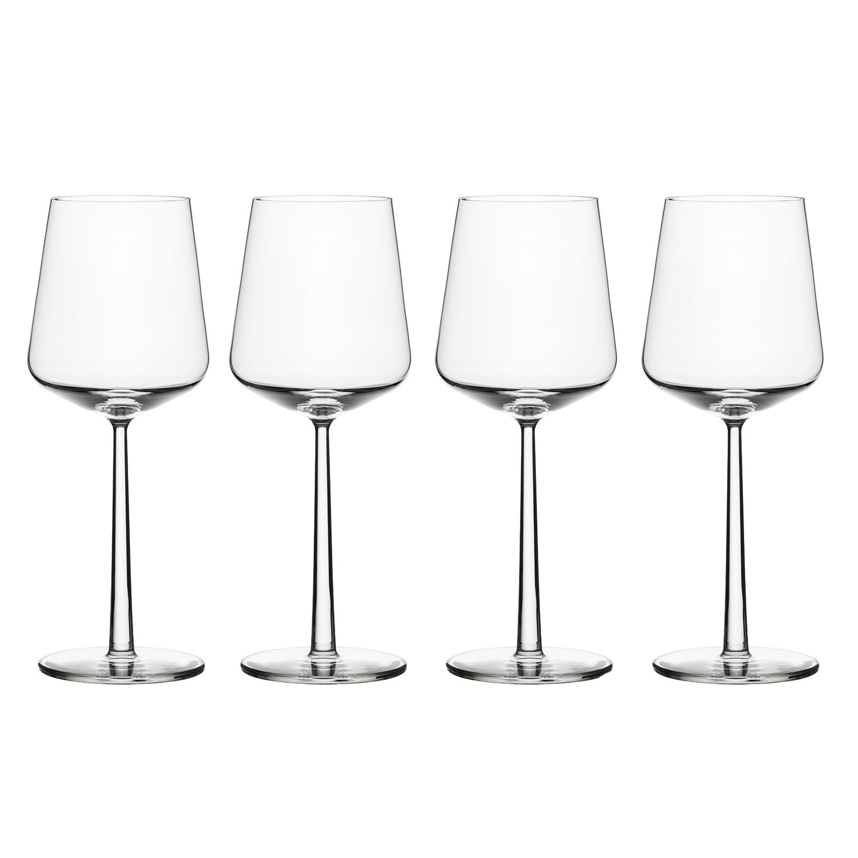 iittala  royaldesigncom - essence red wine glass set of
