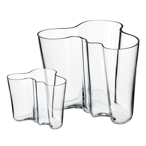 alvar aalto vase gift set clear alvar aalto iittala. Black Bedroom Furniture Sets. Home Design Ideas