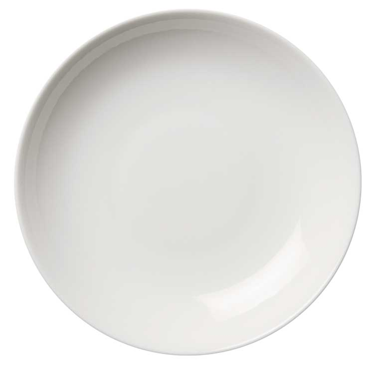 24h Plato 24 cm, Blanco
