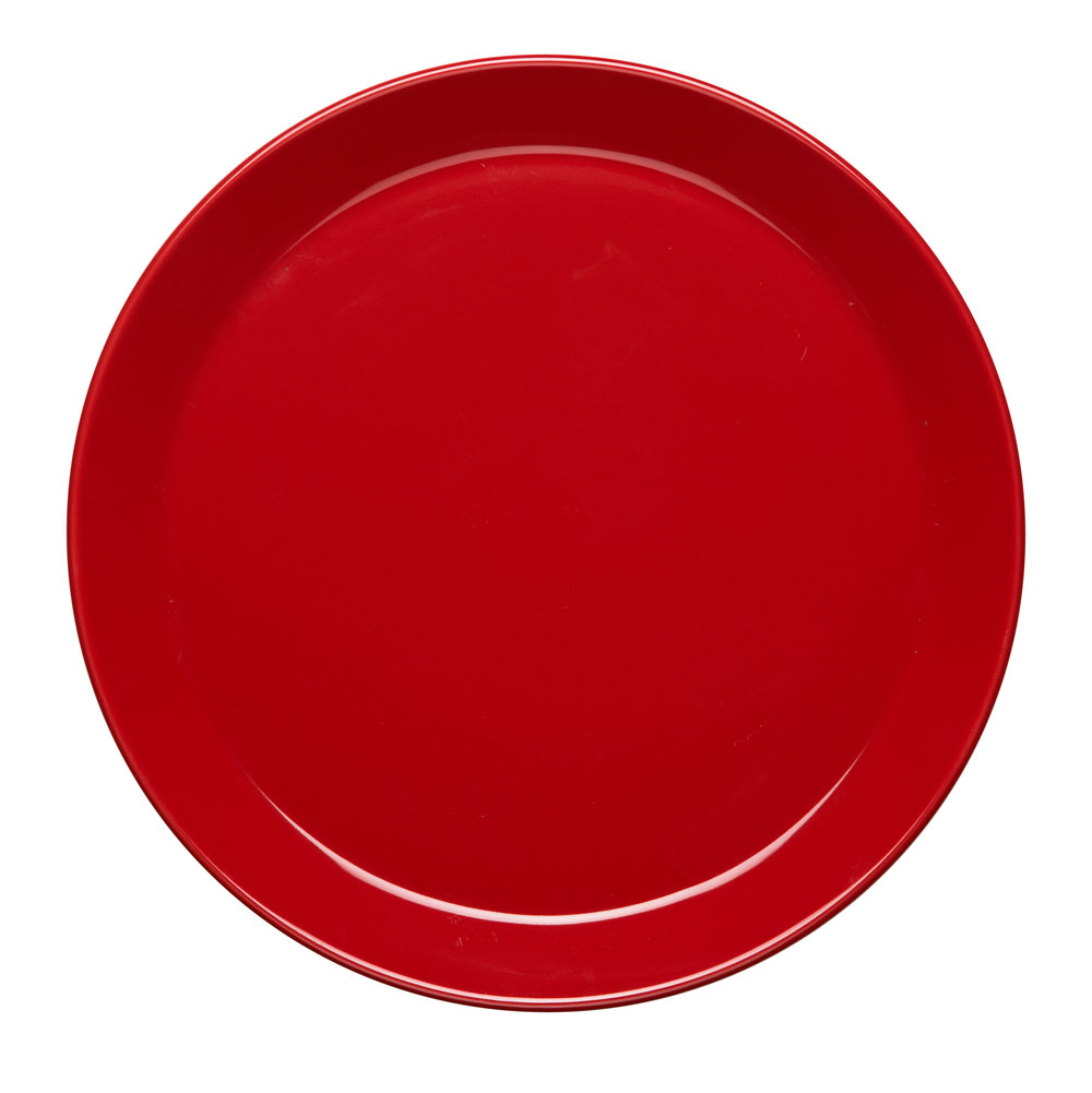 Image Gallery Red Plate
