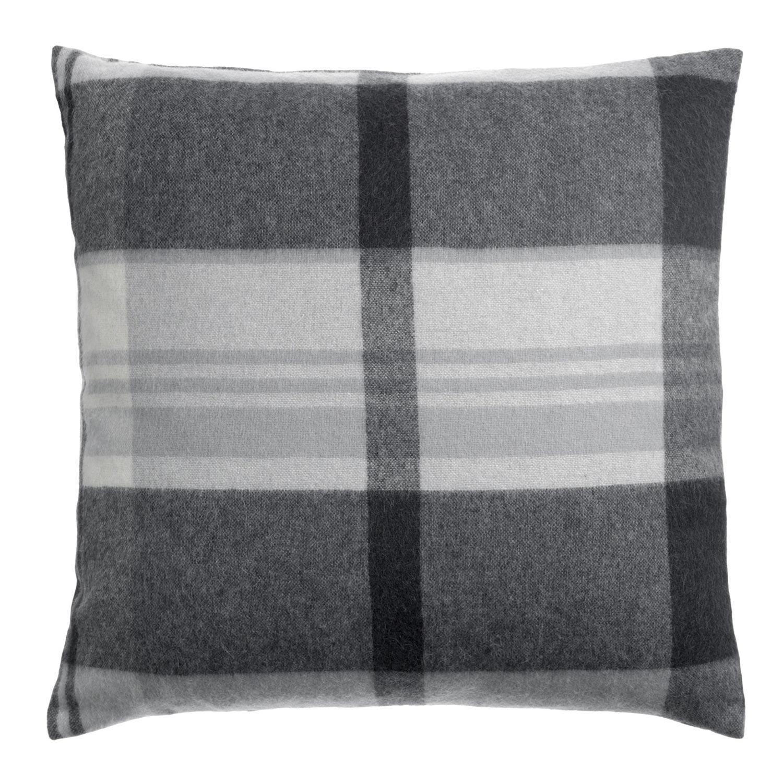 Cityscape Cushion 50x50cm, Dark Grey
