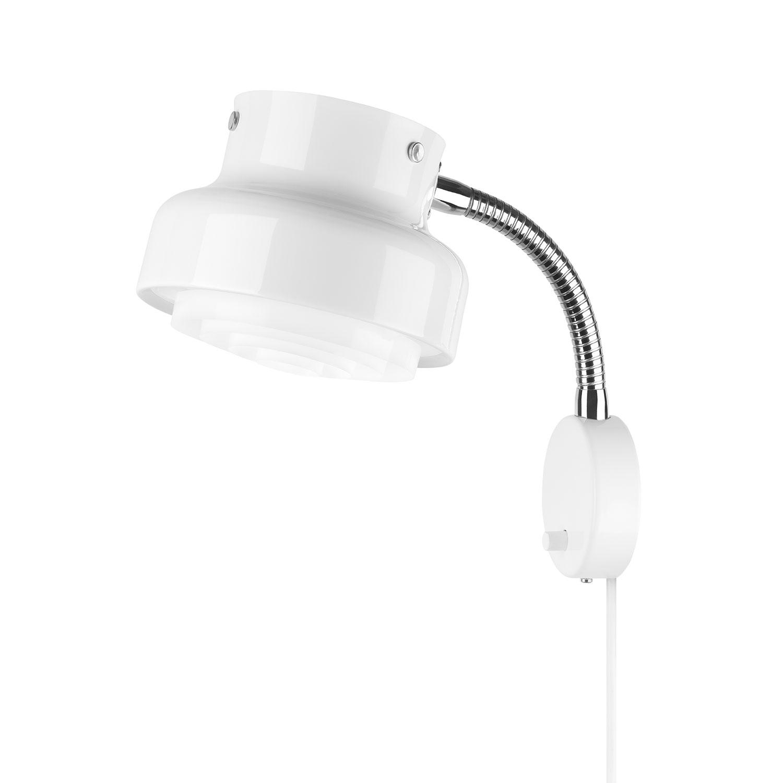 Bumling Mini Wall Lamp, White