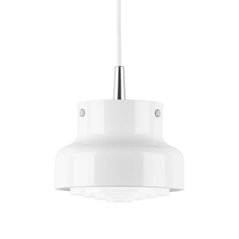Bumling Mini Pendant 19cm, White