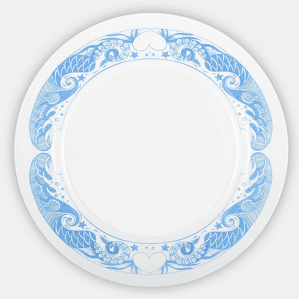 Azur Plate Ø27cm, Band