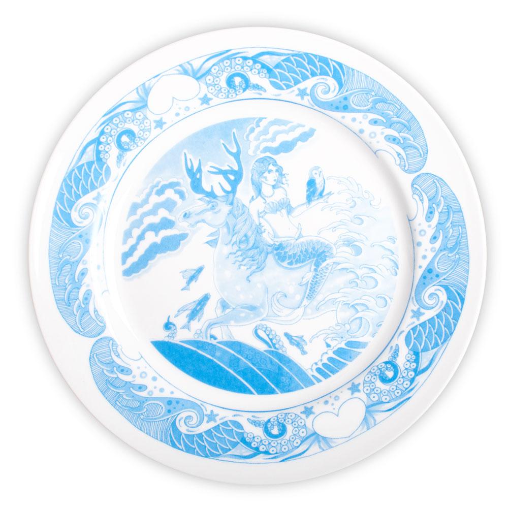 Azur Plate Ø24cm