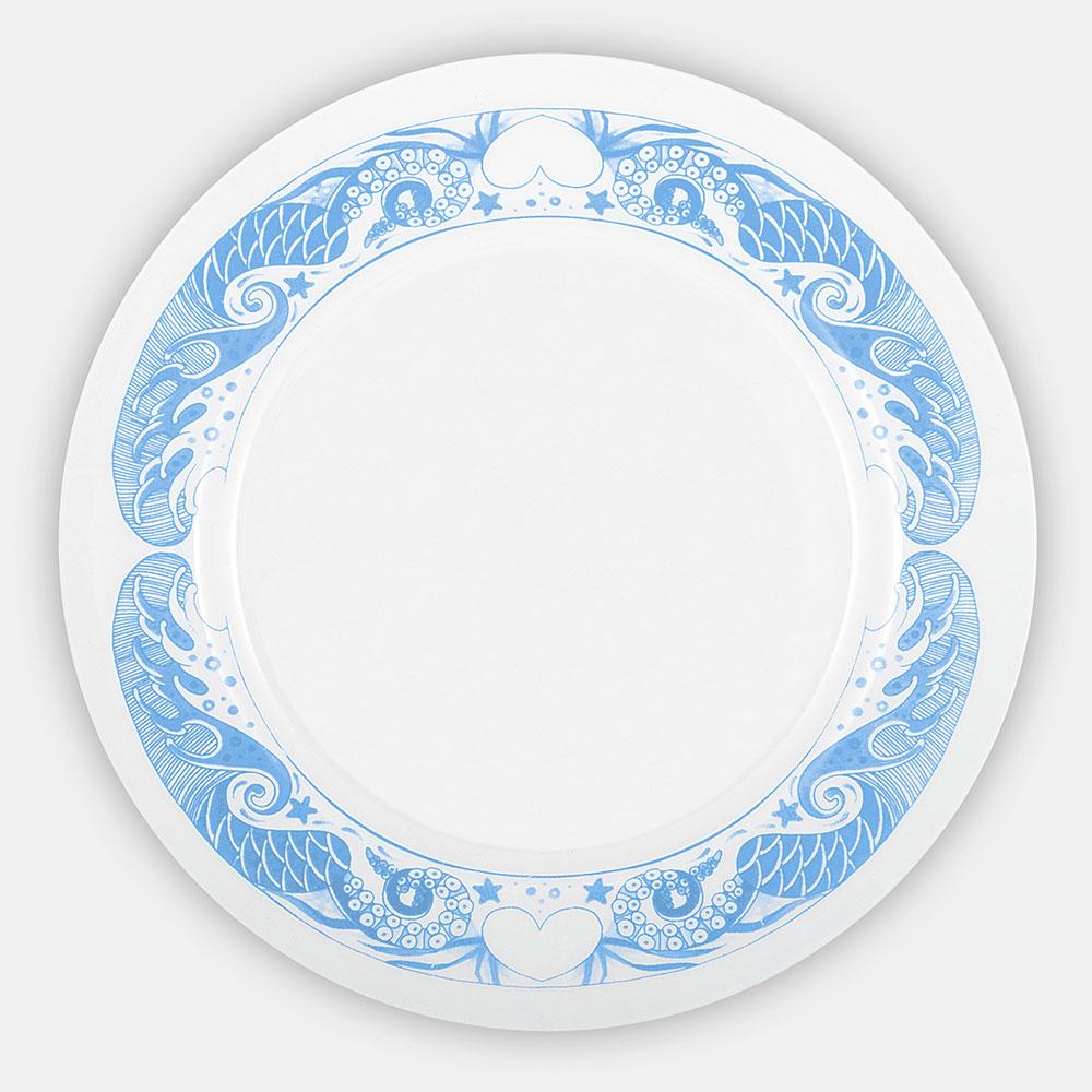 Azur Plate Ø24cm, Band