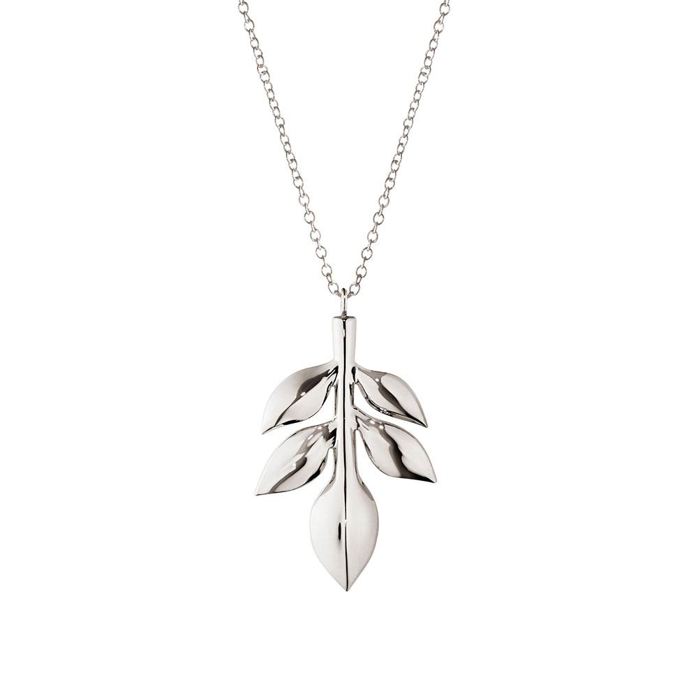 2016 Christmas Ornament Magnolia, Silver