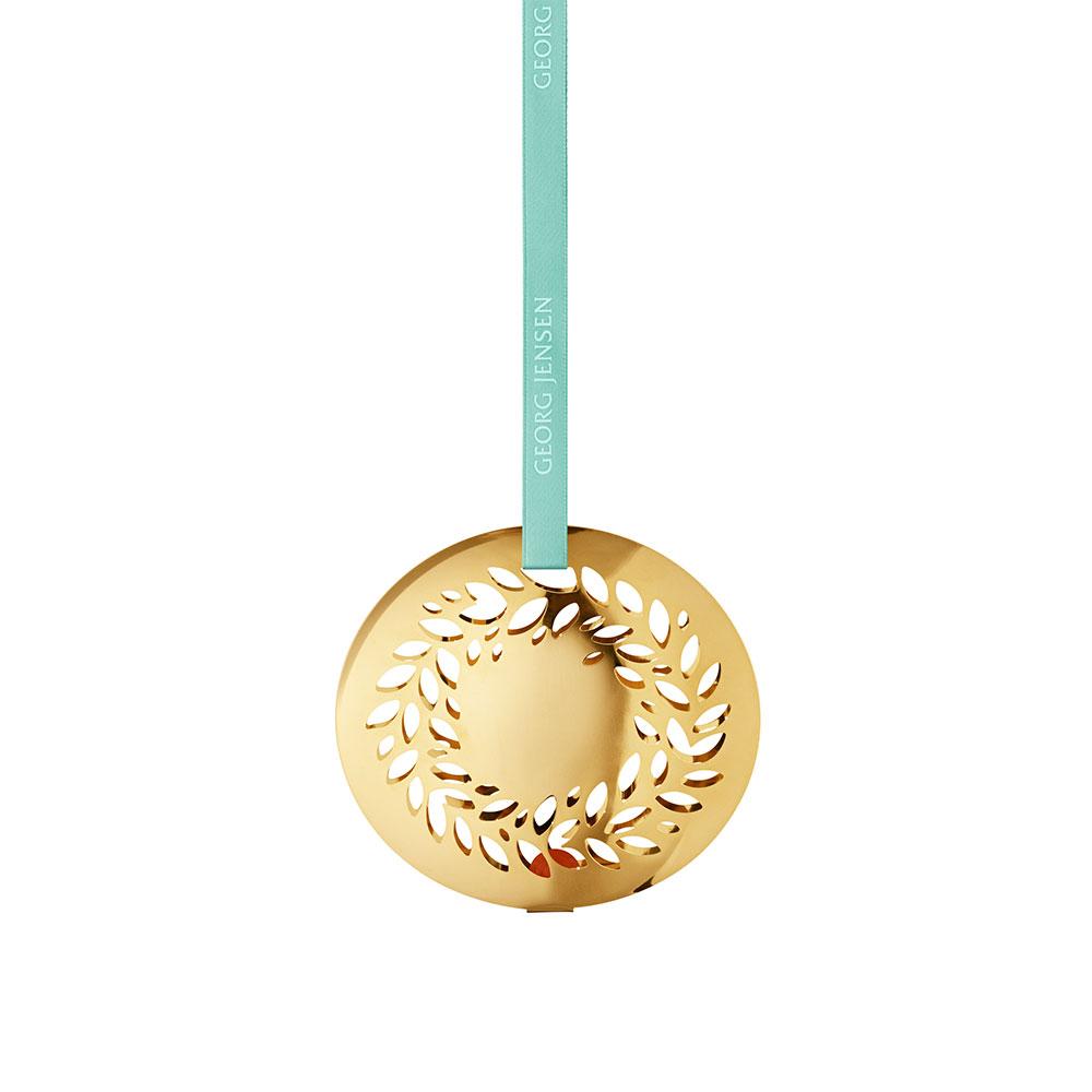 2016 Ornament Magnolia, Gold