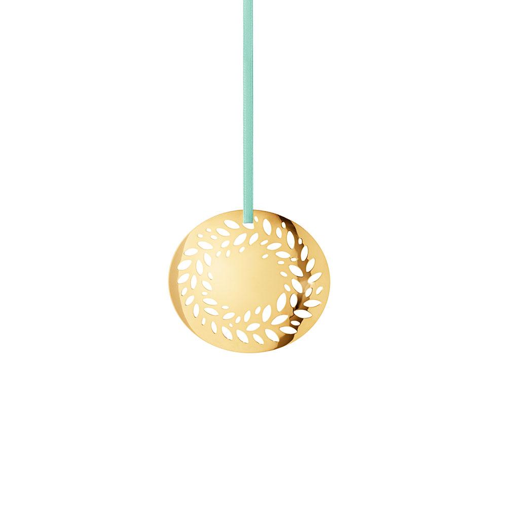 2016 Ornament Massive Wreath, Gold
