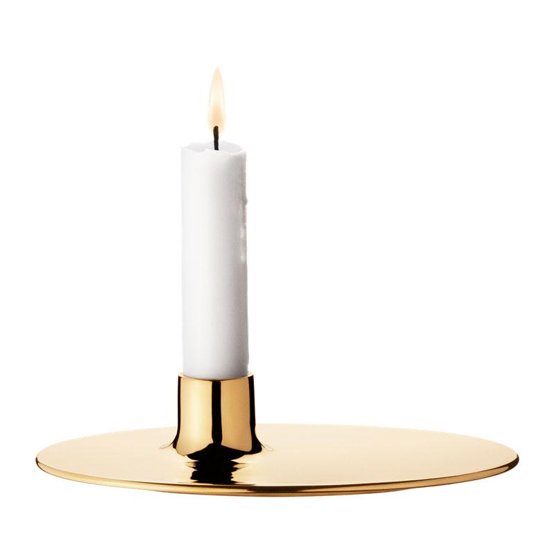 precious candleholder brass georg jensen georg jensen. Black Bedroom Furniture Sets. Home Design Ideas