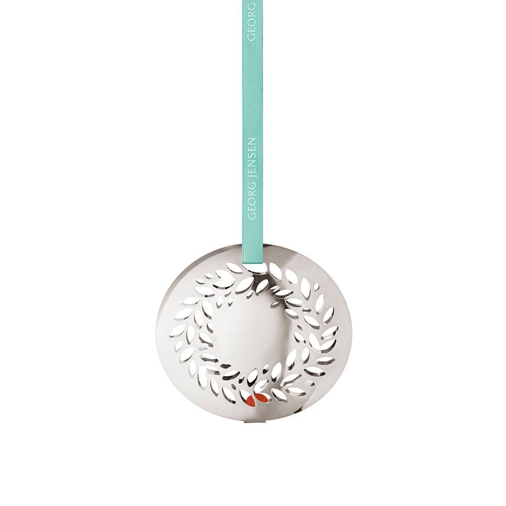 2016 Ornament Magnolia, Silver