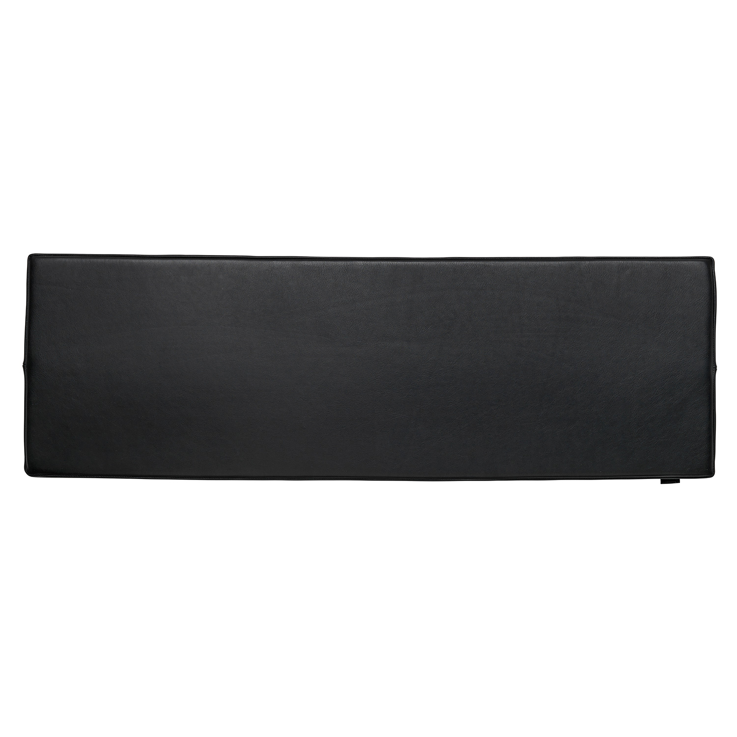 Conekt Seat Cushion, Black Leather