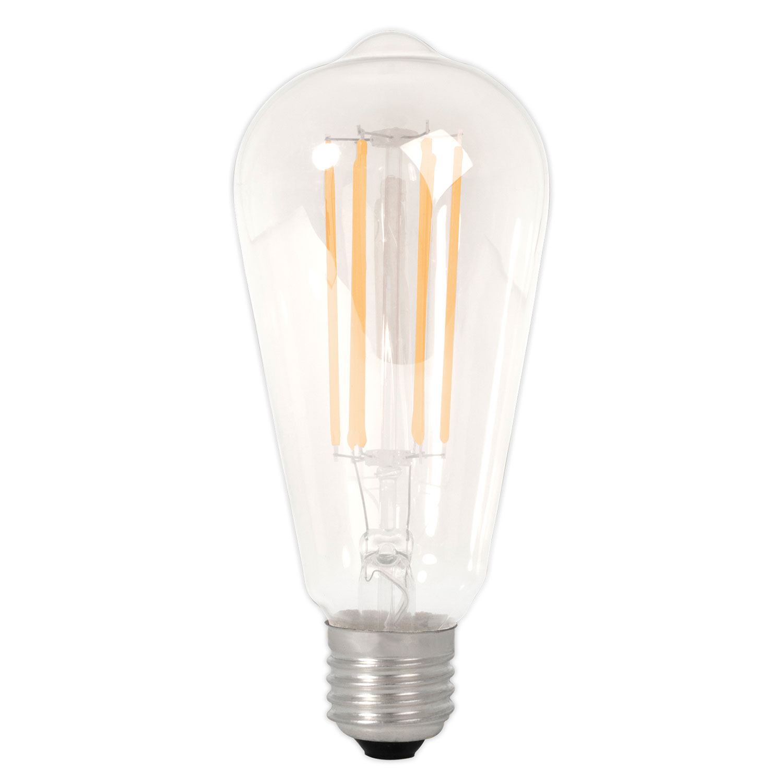Rustic Clear Light Bulb E27 4W