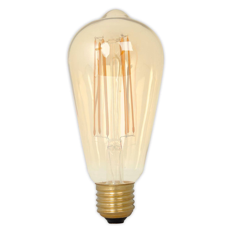 Rustic Gold Light Bulb E27 4W