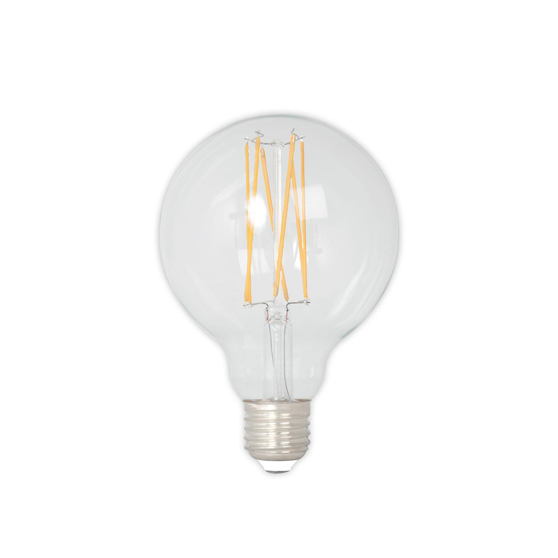 Globe Clear Light Bulb D80 E27 4W