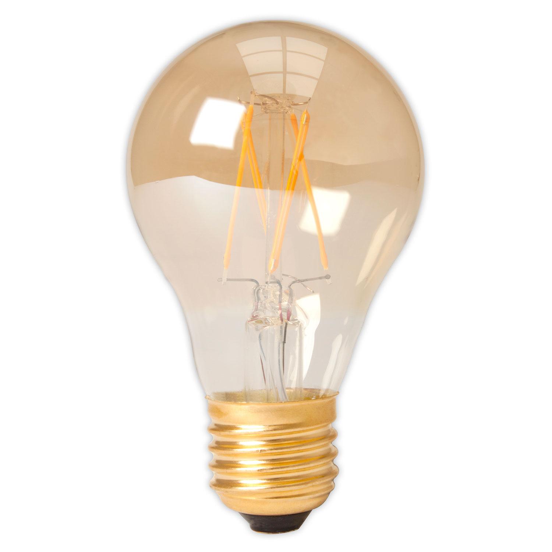 A60 Gold Light Bulb E27 4W