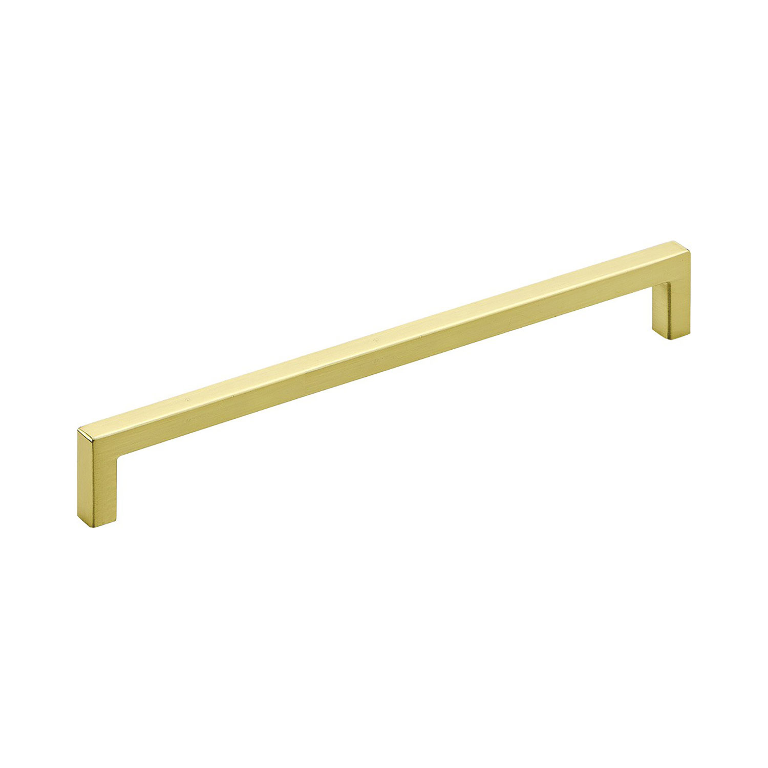 0144 Handle, Brushed Brass