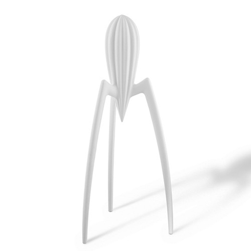 juicy salif lemon squeezer white philippe starck alessi. Black Bedroom Furniture Sets. Home Design Ideas