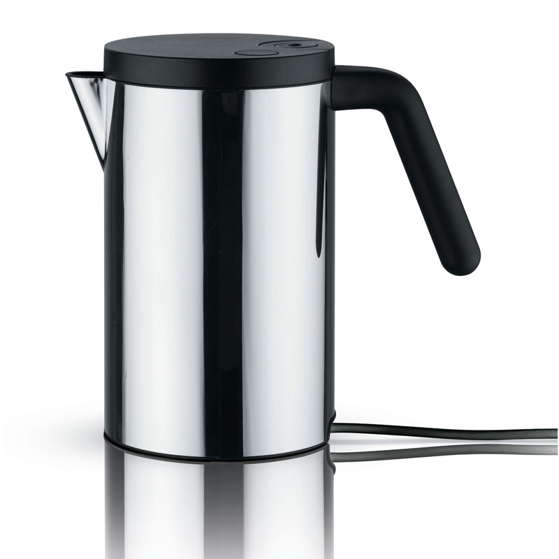 Quiet Electric Kettle Reviews: Brewberry Illuminated Electric Stainless Capacity