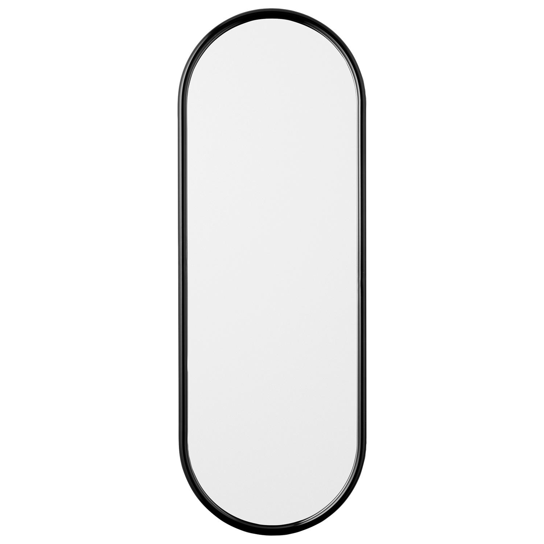 Angui Mirror 39x108cm, Black