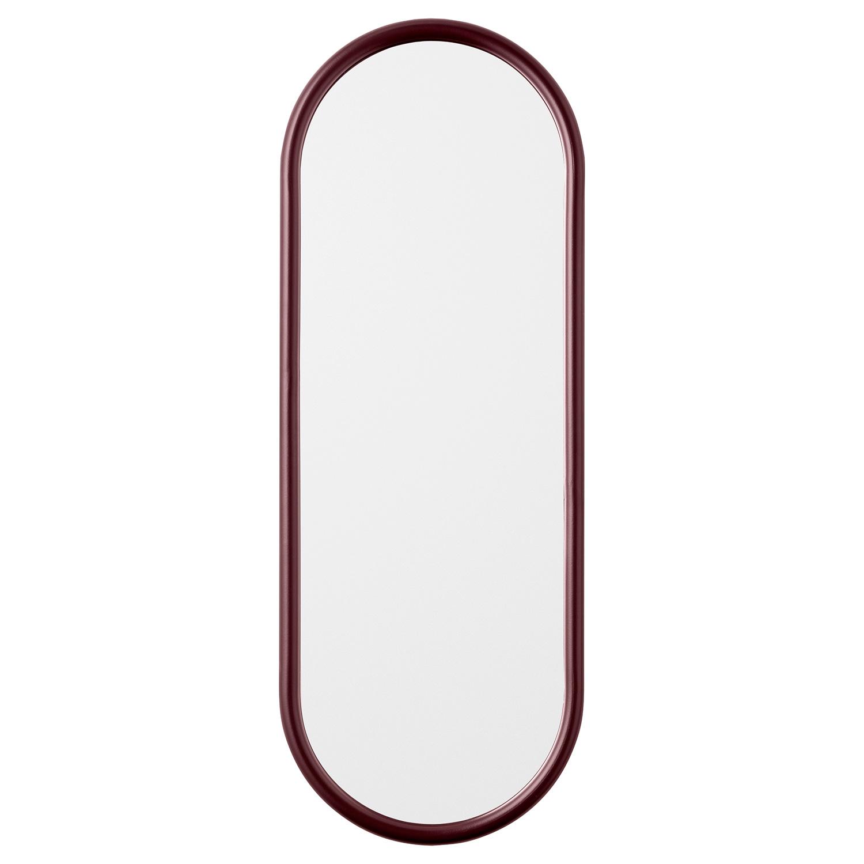 Angui Mirror 29x78cm, Bordeaux